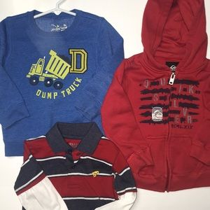 Other - 24mos boy sweatshirts